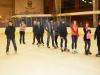 Ледовый дворец и студенты лениногорского колледжа